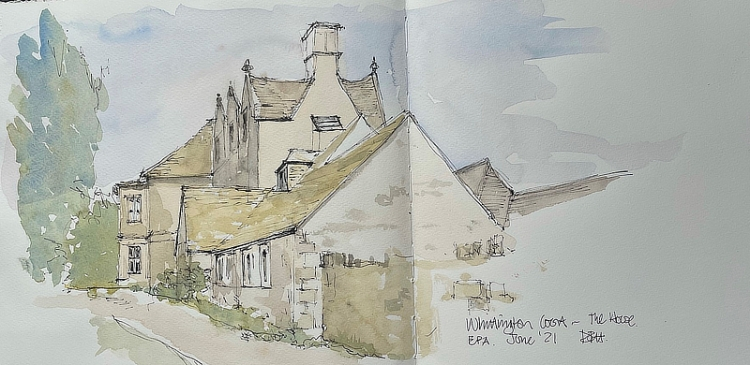Derek Harrison, Whittington Court
